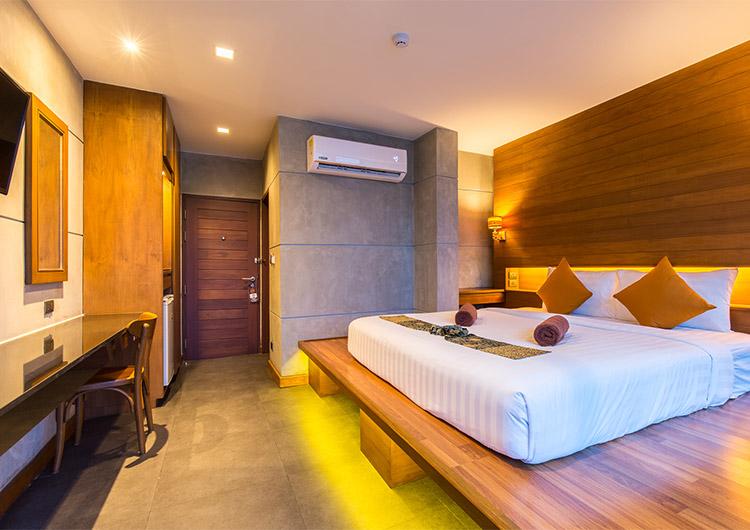 Standard Double Room - J4 Samui Hotel