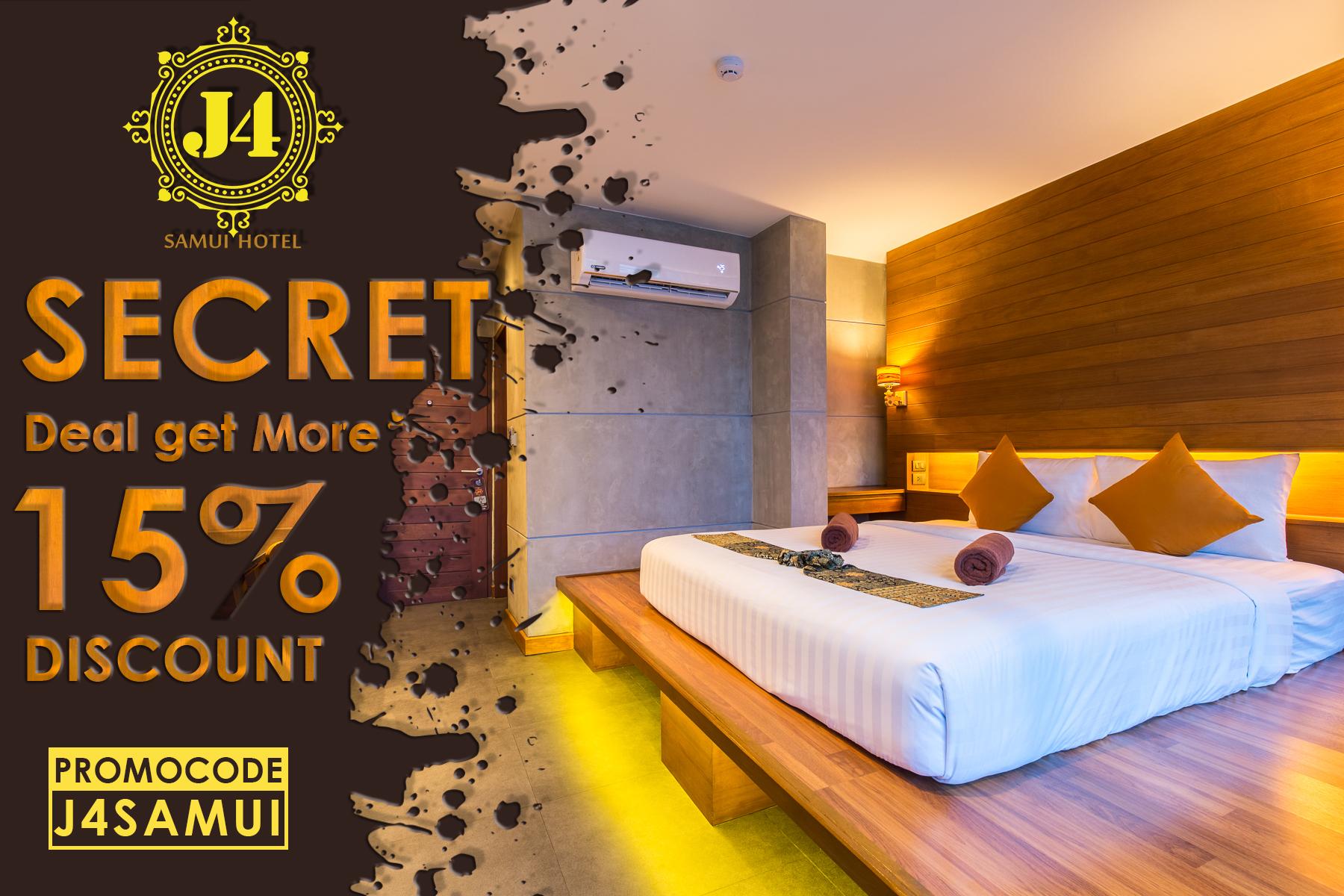 J4 Samui Hotel
